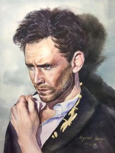 Tom Hiddleston, Abraham Lincoln, Toms, Paintings, Fictional Characters, Art, Art Background, Paint, Painting Art