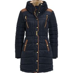 Jas, Fancy Down Jacket - Costes