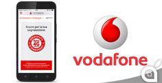Vodafone lancia liniziativa Soddisfatti o rimborsati sulla rete 4G