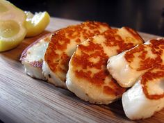 Halloumi Cheese  Have u tried it? u dont know what ur missing!