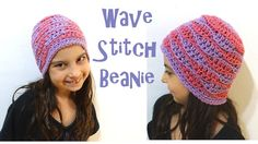 Share this:  This Free Crochet pattern teaches how to make fun beanie great for all sizes! Waves beanie adds a very nice texture for the eye and if done with 2 colors it can really be amazing looking!  Find more Beanie patterns here Crochet Beanies  Other patterns that use this stitch are: …
