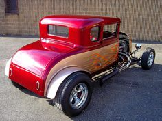 hot+rod+ford | 1929 Ford Model A hot rod coupe rvr 500x375 1929 Ford Model A hot rod ...