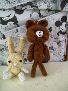 bear&bunny