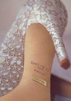 2016 Jimmy Choo Bridal Collection - MODwedding
