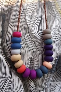 Beatrice necklace, made in Melbourne by Emily Green
