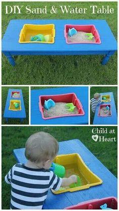 Toddler fun table