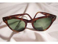 2c11db553375 Vintage Cat Eye Glasses Vintage Cat