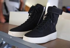 Jerry Lorenzo Talks His Fear Of God Military Sneakers With Allen Onyia | UpscaleHype