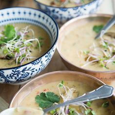 Spicy curry soup - In Love With Health