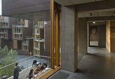 Copenhagen's Tietgenkollegiet Dorm is the Coolest Circular Housing Complex on…