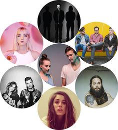 Favourite new artists of 2014.