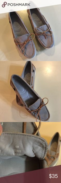 Sperry Top sider boat shoes Women's size 10! Excellent condition! Worn only a couple times Sperry Top-Sider Shoes