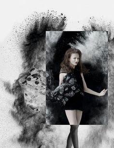 #VersusEditorials - Style explosion. Cosmopolitan HK - January '16 #VersusVersace  Stylist - Cynthia Hung Photo - Hakka
