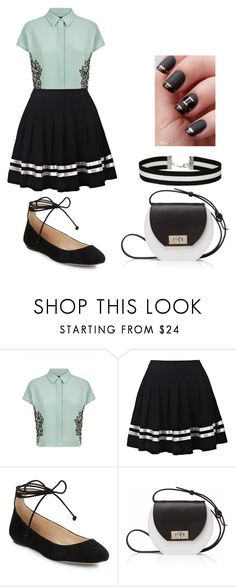 """Untitled #336"" by cannonsamiya on Polyvore featuring Jaeger, Karl Lagerfeld, Joanna Maxham and Miss Selfridge"