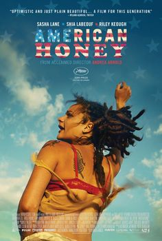 American Honey Movie Poster 2016