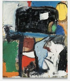 View Untitled by Eddie Martinez sold at Century & Contemporary Art Evening Sale on Hong Kong Auction 26 May Learn more about the piece and artist, and its final selling price Abstract Painters, Abstract Art, Martin Kippenberger, Eddie Martinez, Saturated Color, Color Pallets, Art And Architecture, Cool Art, Contemporary Art