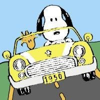 gotta love snoopy and woodstock