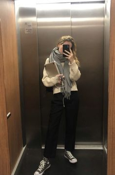 New Year Fashion Resolutions :: This Is Glamorous Uni Outfits, Mode Outfits, Fall Outfits, Casual Outfits, Fashion Outfits, Uni Fashion, Normcore Fashion, Normcore Outfits, Vetement Fashion