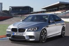 2014 BMW M5 Debuts With New 575-HP Competition Package