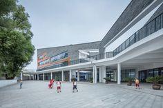 山西兴县120师学校教学楼 / WAU建筑事务所