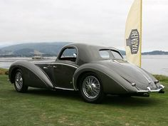 Delahaye 145 Chapron Coupe . More Car Pictures:  http://carpictures.us