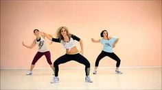 Bailando - Enrique Iglesias - Fitness Dance Choreography - YouTube