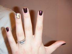 Obama nails By Indigo Nail Stylist