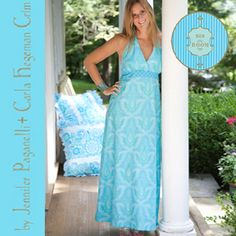 Lucy Halter Top/Dress for Women Sizes XS (0-2) - 3XL (24-26W)