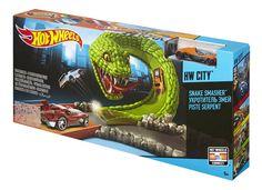 Afbeelding van Speelset Hot Wheels City Snake Smasher from DreamLand