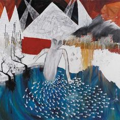 STANLEY DONWOOD  http://www.widewalls.ch/artist/stanley-donwood/  #contemporary #art