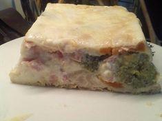 Baconos karaj anyuci módra | Anyuci receptje - Cookpad receptek Spanakopita, Bacon, Ethnic Recipes, Pork Belly