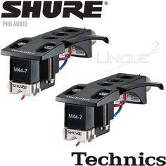 2 Shure 7 H DJ Record Needle Scratch Headshell Hifi Speakers, Hifi Audio, Turntable Cartridge, Dj Setup, Dj Gear, Dj Booth, Dj Equipment, Dj Music, The Dj