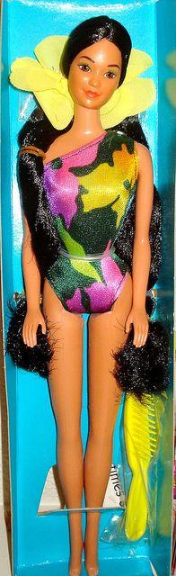 I had this Barbie!