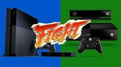 Différences PS4 et Xbox One