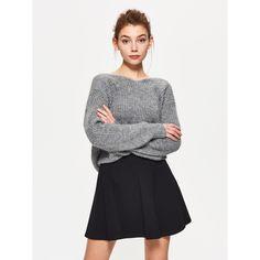 Plisovaná mini sukně, CROPP