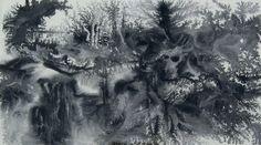 E. Besozzi pitt. 1964 Natura china su carta cm 28,5x50 arc. 1070