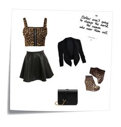 """""""Untitled #3"""" by sabinabesic8 ❤ liked on Polyvore featuring Post-It, Charlotte Olympia, Pilot, WearAll and Mulberry"""