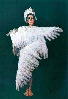 Do we need a bird costume for anything? These wings make the most amazing play stage costume and great inspiration!