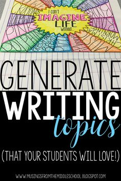 Writing from scratch. Teaching Narrative Writing, 6 Traits Of Writing, Writing Lists, Expository Writing, Writing Topics, Writing Resources, Writing Services, Essay Writing, Writing Ideas