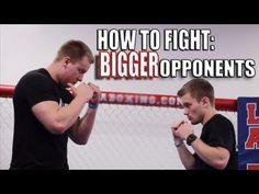 Hunter if you know what others might try, it may be helpful to you (and Max, this is something you can remember with your brother) How to Fight Someone Bigger Than You - Overhand Right Punch Techniques D'autodéfense, Martial Arts Techniques, Self Defense Techniques, Combat Training, Boxing Training, Boxing Workout, Mma, Krav Maga, Damsel In Defense