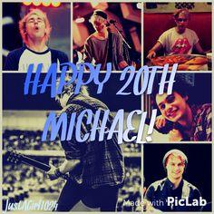 Happy birthday Mikey!!❤️❤️