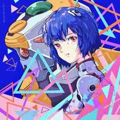 Philosophical Questions, 90s Art, Neon Genesis Evangelion, Alien Logo, 90s Fashion, Nice Tops, Original Art, Fiction, Anime