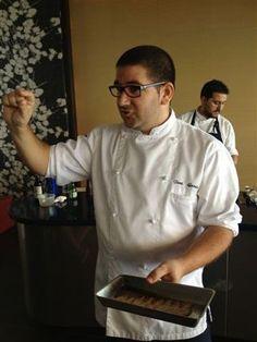 El aula de cocina de Dani García #chef