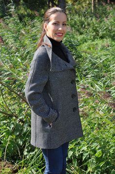Pattern Reviews> Closet Case Files> Clare (Clare Coat)