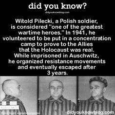 witold pilecki polish soilder