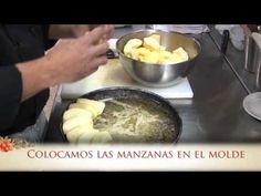 Cocina Tarta Tatin paso a paso (Restaurante el Balís)