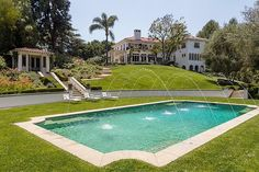 Amazing Adobe - Angelina Jolie Dropped $25 Million On Cecil B. DeMille's Estate - Photos