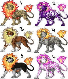 Please adopt these majestic lions. They have been cooped up in this center for quite a while, and they are getting restless. Please give them good homes! 1 is taken.