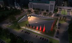 ABSTRAKT Chosen to Design Canadian Memorial to the Victims of Communism