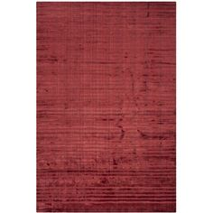 Mirage Red Indoor Rug.